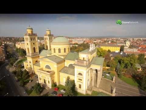 Magyarország madártávlatból - Eger és a Bükk - YouTube