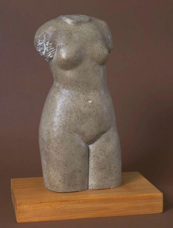 Barbara Hepworth – Torso, Hoptonwood stone, 1928