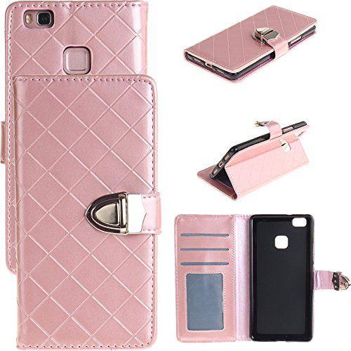 P9 Lite Case, P9 Lite Flip Case,XYX [Pink][Metal Buckle][... https://www.amazon.com/dp/B01IF8M0KG/ref=cm_sw_r_pi_dp_vh6Hxb8GSW18M