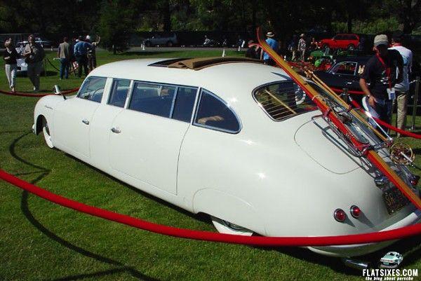Porsche 356 Limo