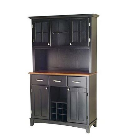 Large Buffet And Hutch
