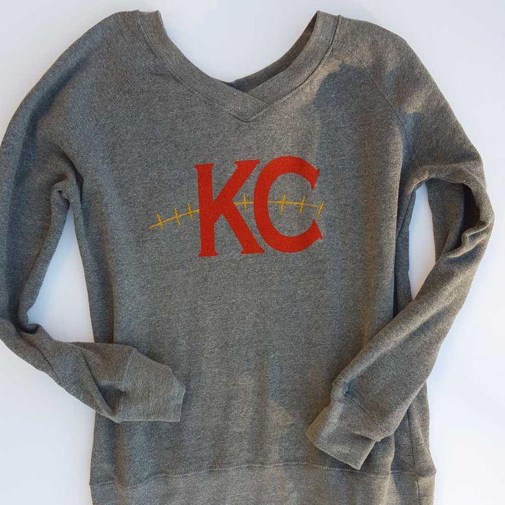 KC Football Sweatshirt