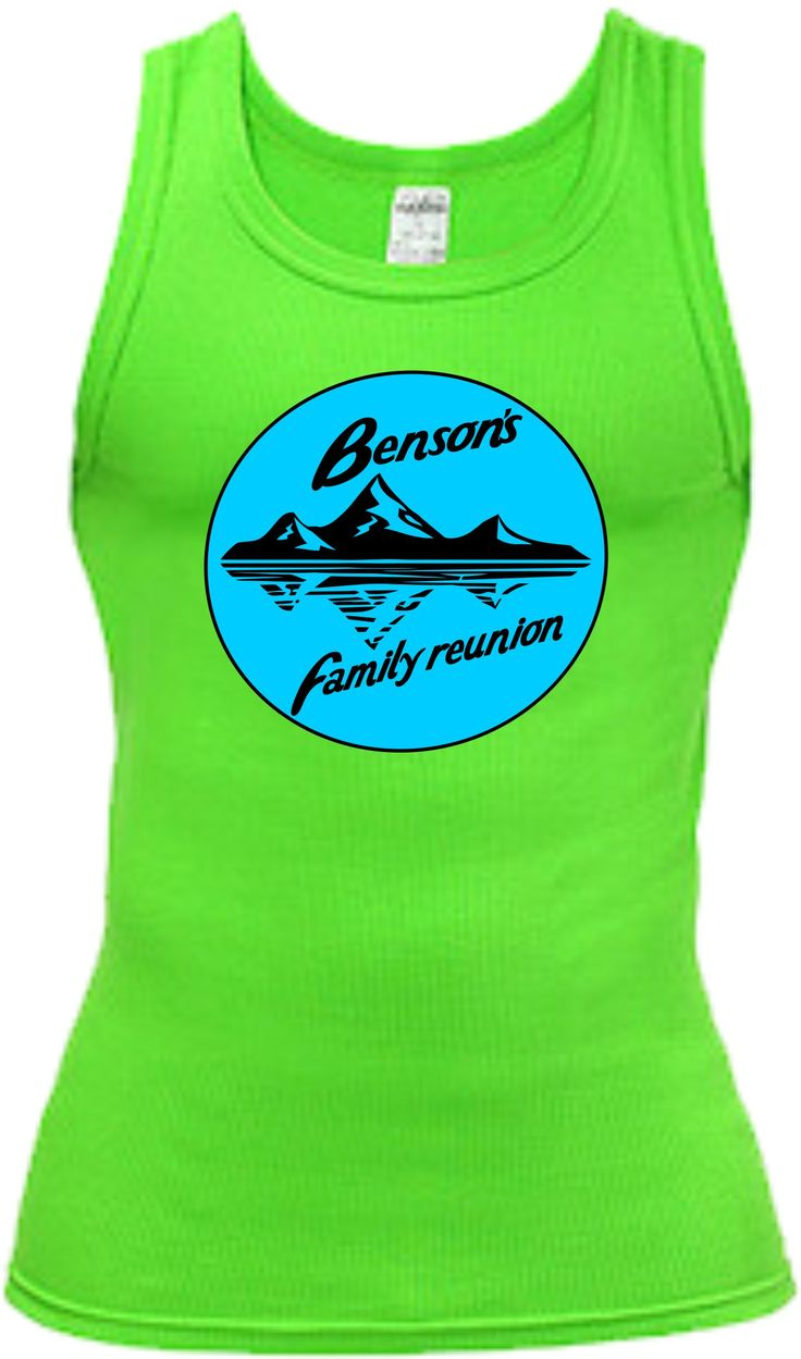 T shirt design quad cities - Tank Top Family Reunion Shirts An Awesome Way To Customize Your Reunion Design And