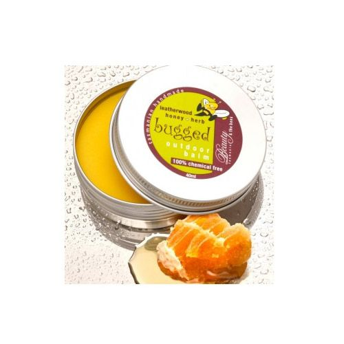 A super effective 100% natural outdoor balm, perfect for repelling mosquitos and other unwanted bugs.