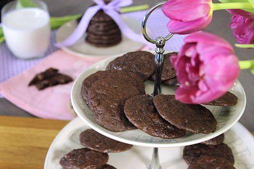 Die besten Schokoladen-Cookies