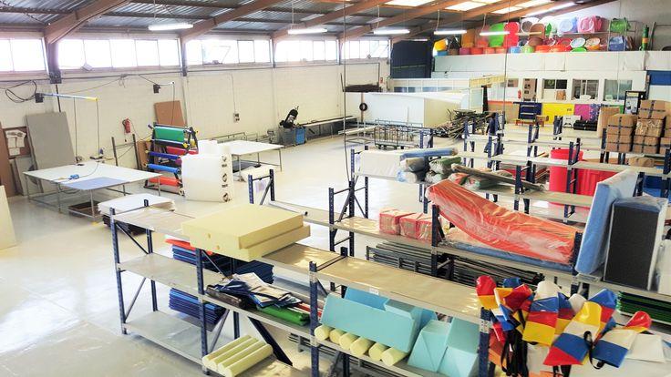 Multiplay Fabrica de Parques de Bolas en España