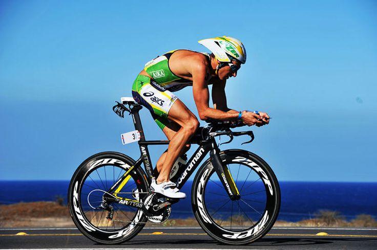 /by Slowtwitch.com #ironman #kona #triathlon #bicycle #CBOARDMAN #ZIPP