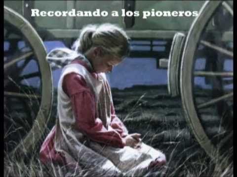 Jóvenes SUD en la Argentina recuerdan a los pioneros mormones de carros de mano - YouTube