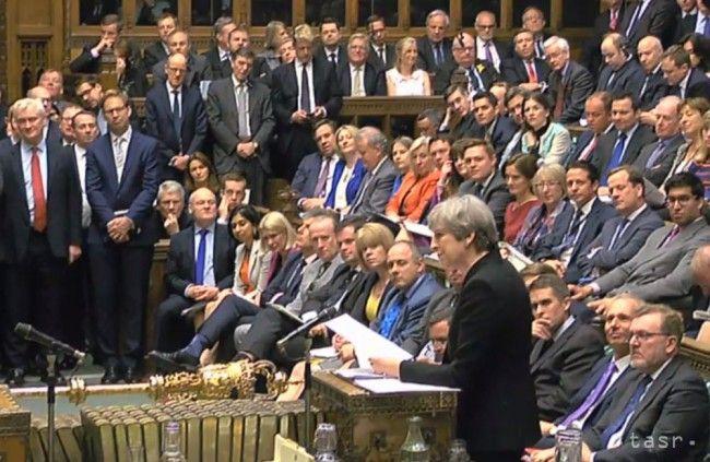 Britský parlament schválil predčasné voľby - Zahraničie - TERAZ.sk