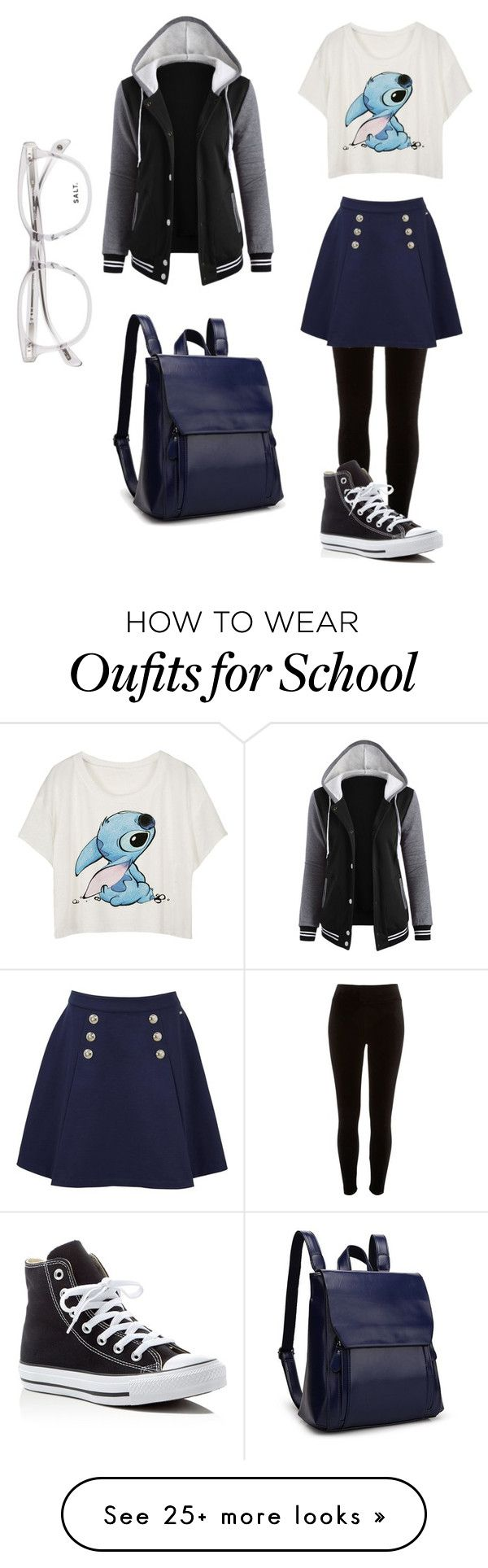 """Untitled #161"" by maya-03-b on Polyvore featuring River Island, Tommy Hilfiger and Converse"