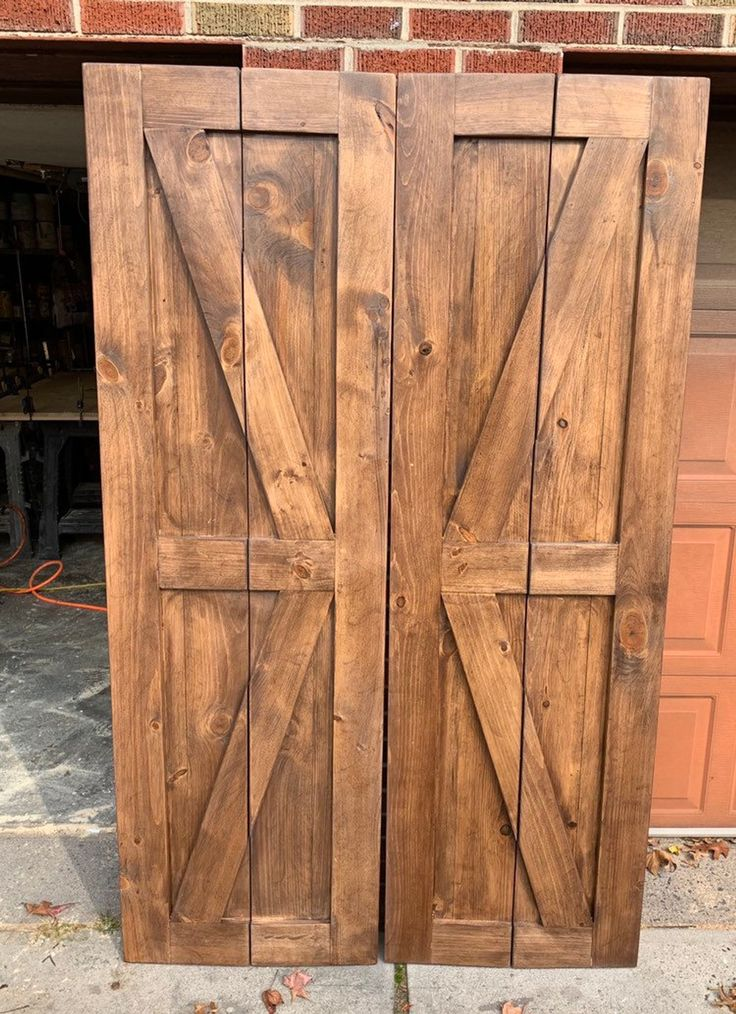Barn Door Interior Design