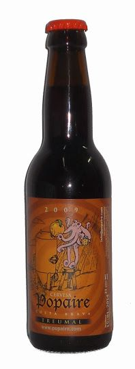 Popaire Treumal: Strong Brown Ale con naranja