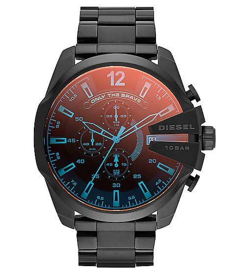 Diesel Mega Chief Watch at Buckle.com