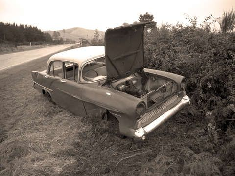 Check out 'Vauxhall Victor' by B. Stanfield on TurningArt