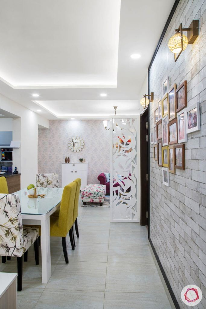 This 3bhk At Cleo County Blossoms On A Budget In 2020 With Images