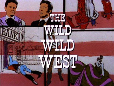 The Wild Wild West - Deliriously fun series mixing James Bond antics and gadgets with  martial arts excitement in an old western setting. It promised and delivered tons of limitless imaginative storytelling to the small screen for those of us who watched its debut and became addicted to seeing each and every fabulous episode afterward.