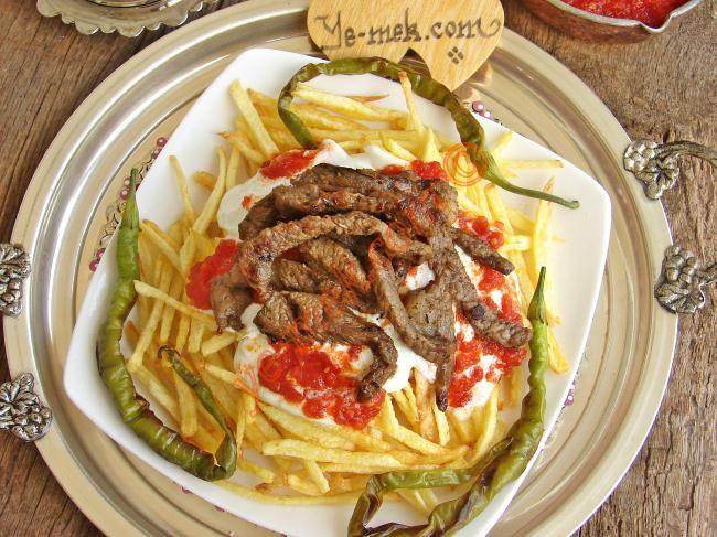 Çökertme Kebabı Resimli Tarifi - Yemek Tarifleri