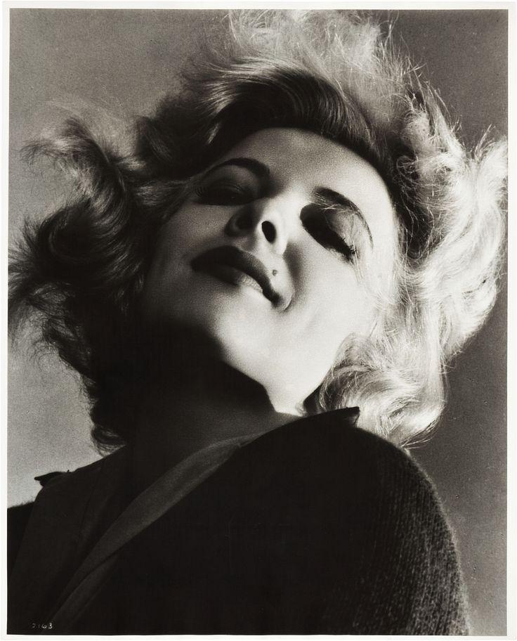 Portrait of Gena Rowlands, 1958