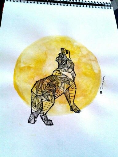 #wolf#art#draw