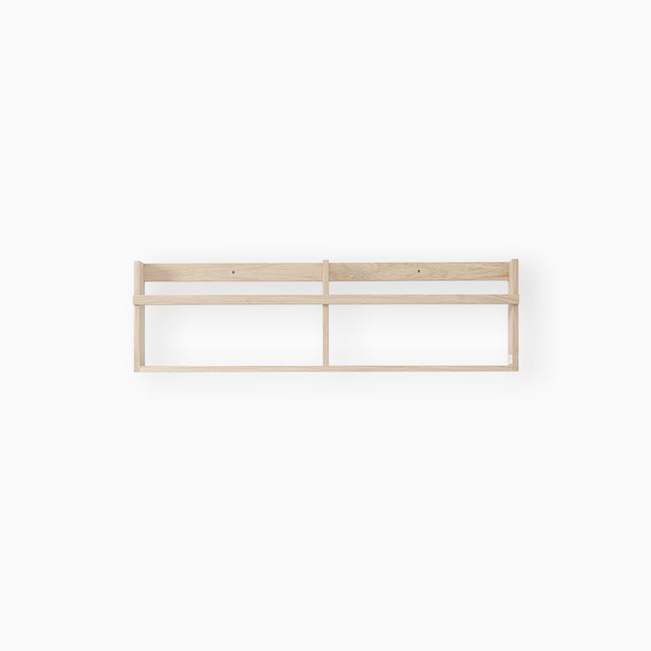 VM4 VEGA MAGAZINE RACK OAK NATURAL FOXY POTATO