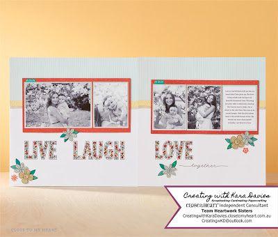 Creating with Kara Davies: Seasonal Expressions 2 is here! #CTMH #CwKD #SoTM #S1705LiveLaughLove #MyAcrylix