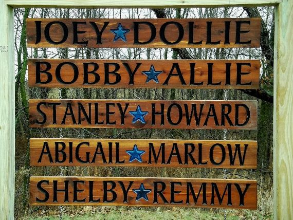 Personalized carved stall sign stable sign by CarvedArtStudio511