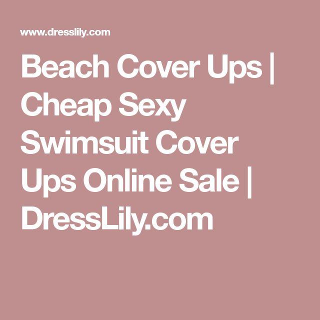 Beach Cover Ups   Cheap Sexy Swimsuit Cover Ups Online Sale   DressLily.com