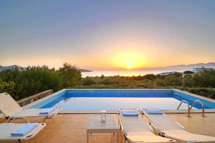 Two level villa in Elounda with a spellbinding seaview, Elounda | Cretico