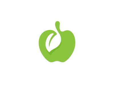 Apple logo - by George Bokhua