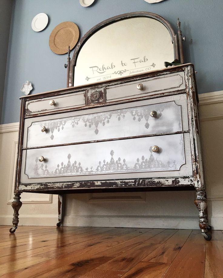 Marvelous The Old Fashioned Milk Paint Company U0026 Iron Orchid. Painted  DressersRefurbished DressersRefinished FurnitureFurniture ...