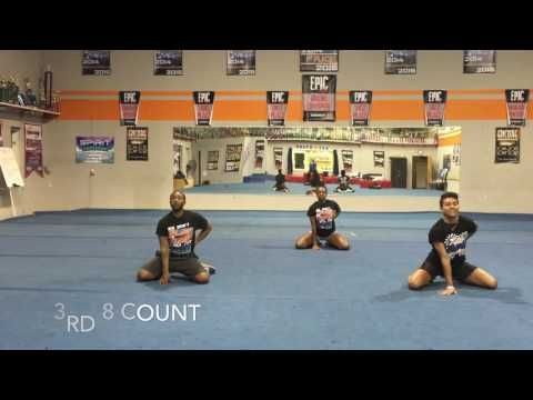 Triple Threat Tryout Dance 2016 - YouTube