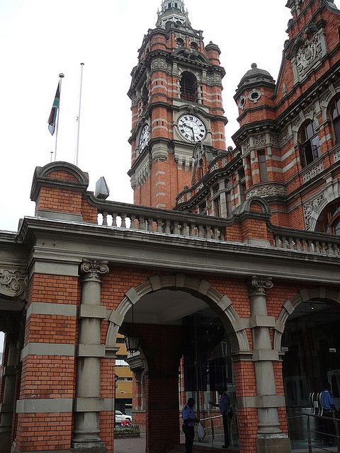 City Hall, Pietermaritzburg http://www.n3gateway.com/the-n3-gateway-route/pietermaritzburg-tourism.htm