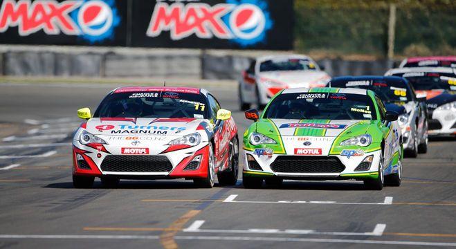 Lance Stroll takes Toyota Racing Series championship