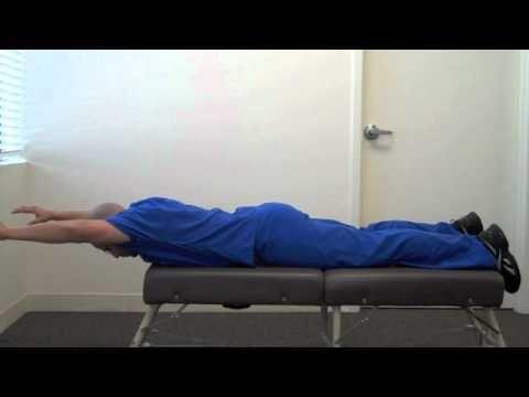 Exercises to Relieve Middle Back Pain - Atlanta Chiropractor    http://www.Facebook.com/AtlantaChiropractor