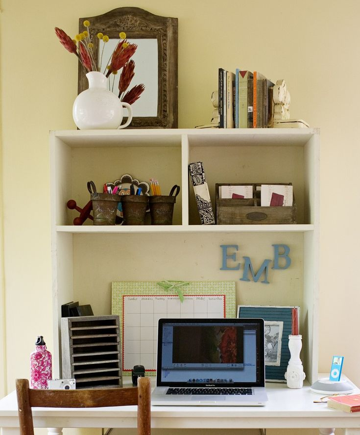 Diy Dorm Desk Hutch