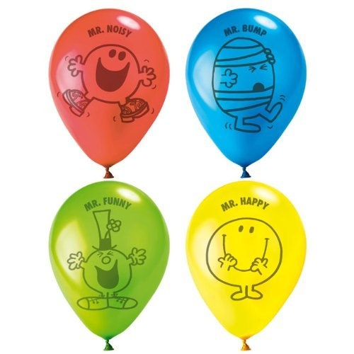 Mr Men Balloons ~ Pack Of Twelve ~ With Ribbon by Mr Men Party - Occasions Direct, http://www.amazon.co.uk/dp/B005UEVMQC/ref=cm_sw_r_pi_dp_Y7Ncrb102XG2H