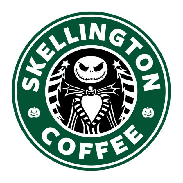 I would drink Skellington coffee. SOMEONE MAKE THIS HAPPEN!