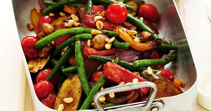 Bean and Vegetable Salad