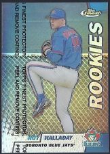 1999 Topps Finest Refractor #140 Roy Halladay Rookie Card RC