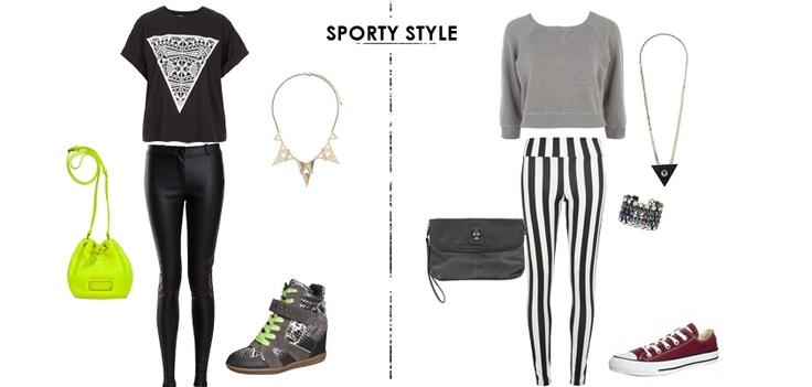 Który outfit podoba Wam się najbardziej? /Which outfit you like the most?
