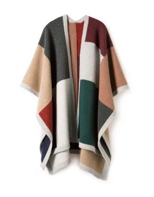 Blanket Poncho | Woolworths.co.za