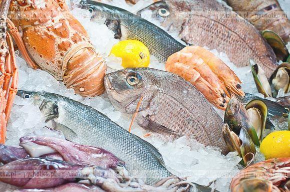 Ryby i owoce morza- informacje.