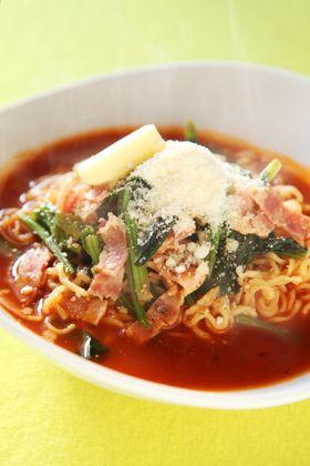 イタリアン味噌ラーメン by マユガリータ [クックパッド] 簡単おいしい ...
