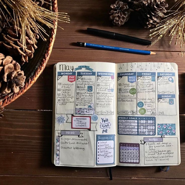 """109 Gostos, 2 Comentários - Planner Stickers (@blueotterpaperco) no Instagram: """"Ahhh.. the satisfaction of a productive week """""""