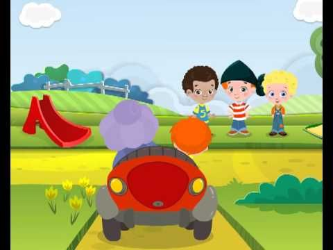 Fun With Flupe rajzfilm: )   Enjoy Chapter 1 of Fun with Flupe, the entertaining new programme for learning English for 2-5 year olds.