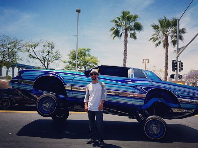 #lowrider #carshow #chicanopark #sandiego #chicano #brownpride #raza #mexican #sandiego #sandiegoconnection #sdlocals #sandiegolocals - posted by 🇲🇽 Arte Universal Music Group🎧 https://www.instagram.com/arteuniversal_au. See more post on San Diego at http://sdconnection.com