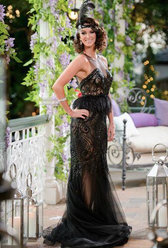 Joni wears Philippa Galasso on The Bachelor Australia 3