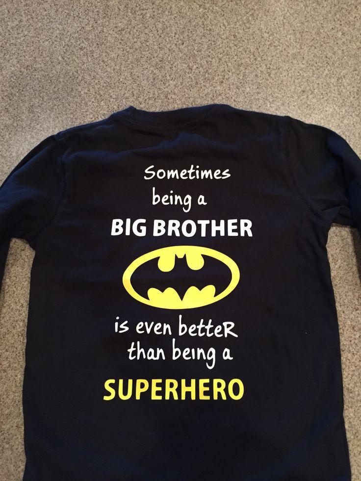 Big brother shirt                                                                                                                                                     More