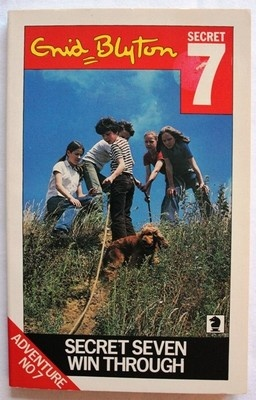 Secret Seven Win Through Enid Blyton Derek Lucas 1981