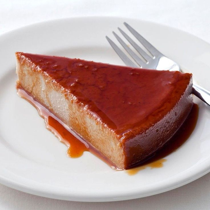 The combination of guava and cheese is commonly found in many Latin desserts. Although the exotic guava is not traditionally used in flans, the combination makes this flan a delicious indulgence.